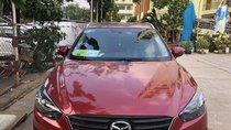 Bán Mazda CX 5 2016, màu đỏ, xe nhập, chính chủ