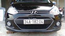 Bán Hyundai Grand i10 1.25 2016, màu đen, 332tr