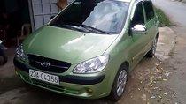 Cần bán gấp Hyundai Getz 1.1 MT sản xuất 2009, màu xanh lam, xe đẹp