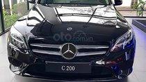 Bán Mercedes C200 năm sản xuất 2019, màu xanh lam