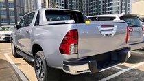 Bán Toyota Hilux 2.8G 4x4 AT đời 2019, màu bạc, nhập khẩu