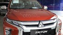 Bán xe Mitsubishi Triton 4x4 AT Mivec đời 2019, nhập khẩu