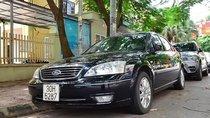 Cần bán Ford Mondeo 2.5 AT đời 2006, màu đen như mới