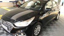 Bán Hyundai Accent 1.4AT màu đen VIP số tự động, bản tiêu chuẩn sản xuất 2019, đi 12000km