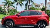 Bán CX 5 đỏ 2.5 bản hai cầu, sản xuất 2016, xe cực đẹp, chuẩn
