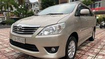 Bán Toyota Innova V 2.0 2014, màu vàng