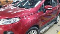 Cần bán xe Ford EcoSport sản xuất 2016, màu Đỏ, km:17,000