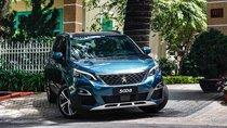 Peugeot 5008 đủ màu giao ngay, hỗ trợ ngân hàng lãi suất thấp, nhanh gọn, lái thử và giao xe tận nhà