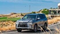 Bảng giá xe Lexus tháng 01/2020 mới nhất: Ra mắt bộ đôi sedan hạng sang Lexus LS và ES mới