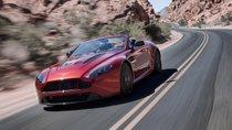 Aston Martin V12 Vantage S Roadster trình làng tại Pebble Beach