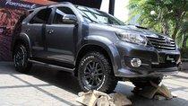 Phiên bản máy dầu của Toyota Fortuner có giá 41.000 USD
