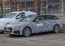 Audi S4 2020 Avant hé lộ thiết kế đầu xe lấy cảm hứng từ RS4