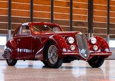 Chiêm ngưỡng 'Nữ hoàng' của giới xe cổ do Alfa Romeo sản xuất