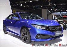 Honda Civic 2019 gắn mác 489 triệu tại Ấn