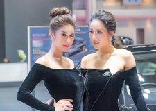 Không chỉ xe, Bangkok Motor show 2019 còn thu hút khách bởi dàn gái xinh