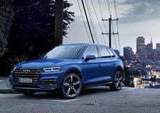 Audi Q5 55 TFSI E Quattro – chiếc Audi Q5 2020 bản PHEV mới giá 1,58 tỷ