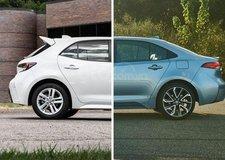 Sedan và Hatchback: Chọn dáng hay chọn sự thực dụng?