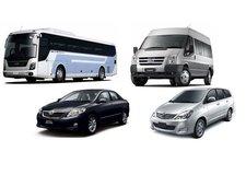 Tìm hiểu về các loại xe du lịch hiện nay và kinh nghiệm thuê xe du lịch