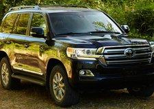 Toyota Land Cruiser sắp bị khai tử sau năm 2022