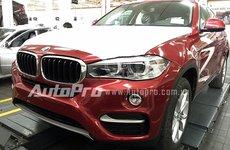 BMW X6 lộ diện trước ngày ra mắt Việt Nam