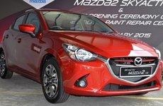 Mazda2 2015 sẽ về Việt Nam trong quý III năm 2015