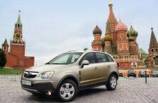 Doanh số bán xe tại Nga tiếp tục lao dốc