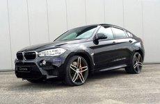 Cận cảnh BMW X6 M 2016 với gói độ G-Power mới cho công suất 650 mã lực