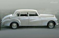 Nhìn lại triển lãm xe hơi Frankfurt đầu tiên năm 1951