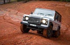 Land Rover muốn tiên phong mang công nghệ tự hành lên dòng xe off-road