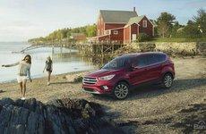 Khám phá 4 điểm mới trên Ford Escape 2017