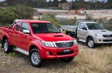 Nhìn lại lịch sử lừng lẫy của dòng xe Toyota Hilux