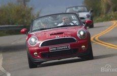 Mini Cooper bị triệu hồi tại Mỹ để thay đệm ghế