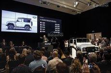 Huyền thoại Land Rover Defender thứ 2 triệu được bán đấu giá 600.022 USD