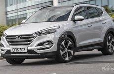 Hyundai Tucson 2016 đạt tốc độ bán ra nhanh nhất trong các xe của hãng tại Anh