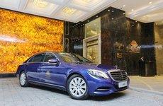 Mercedes-Benz S-Class cán mốc 400 xe tại Việt Nam