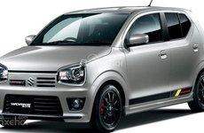 Chiếc xe Suzuki Alto Works ra mắt tại Nhật Bản