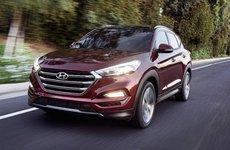 Hyundai Tucson 2016 được phụ nữ quan tâm nhất tại Mỹ