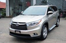 Toyota Highlander 2016 bán ra tại Hà Nội, giá 42.000 USD