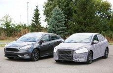 Ford tiết lộ kỹ thuật ngụy trang xe hơi