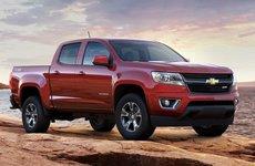 Đánh giá xe Chevrolet Colorado 2015