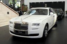 Soi chi tiết Rolls-Royce Ghost Series II EWB lần đầu cập bến Việt Nam