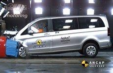 Ford Transit Custom nhận điểm an toàn 5 sao từ ANCAP