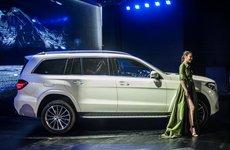 Mercedes-Benz GLS-Class trình làng 4 phiên bản, giá 3,9 tỷ đồng