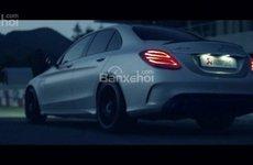 Mercedes-AMG C63 có hệ thống ống xả mới tăng công suất