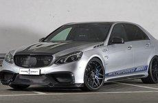 Chiêm ngưỡng Mercedes E63 AMG độ mạnh tới 1.020 mã lực
