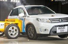 Suzuki Vitara và Kia Optima đạt an toàn 5 sao từ ANCAP