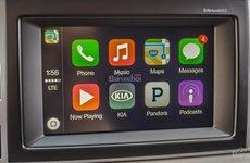 Kia sẽ bổ sung miễn phí phần mềm Apple Carplay và Android Auto