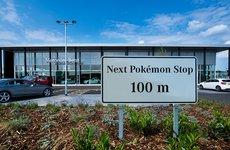 Đại lý của Mercedes-Benz dùng Pokemon Go để hút khách