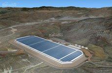 Nhà máy Gigafactory của Tesla qua những con số