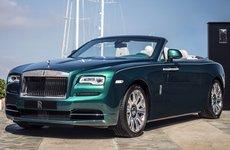 Chào hè cùng bộ đôi 'siêu độc' Rolls-Royce Wraith và Dawn tại Sardinia, Ý